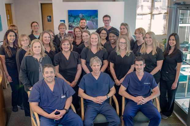 atlantic dental team